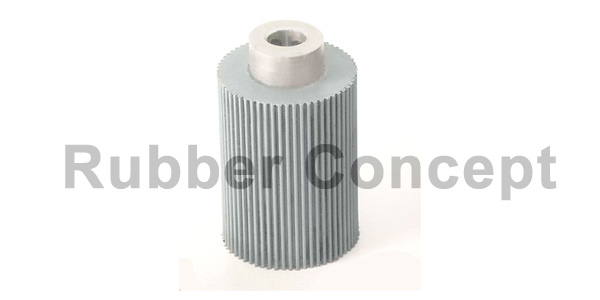 Rubber Moulded Articles - Idler pulley