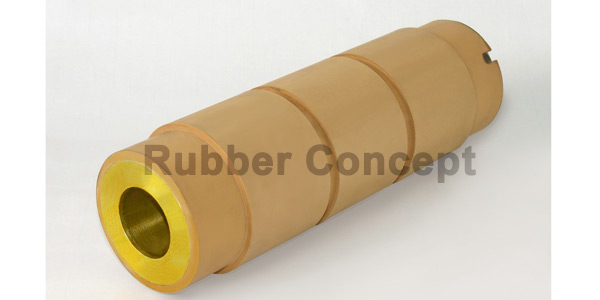Rubber Pulley Wheels (Idler Roller)